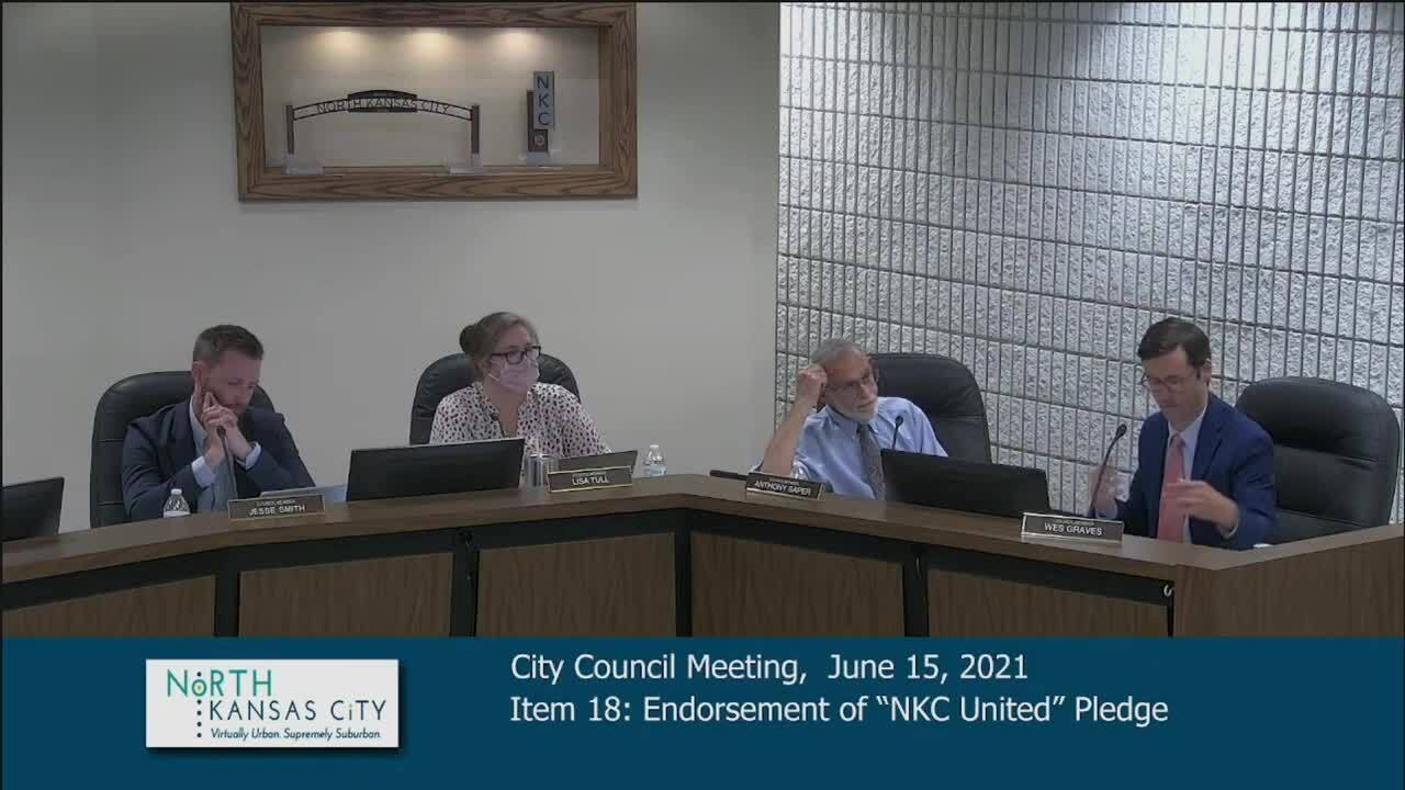 LGBTQ group condemns North Kansas City official's comments on Pride Month initiative