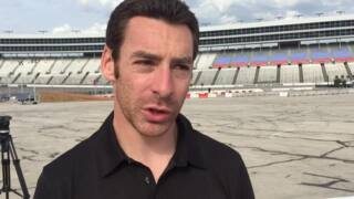 TMS always puts on great show, IndyCar's Simon Pagenaud says