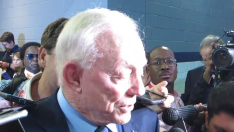Jerry Jones says Cowboys 'needed to demonstrate to ourselves, our fans' we could play with Eagles