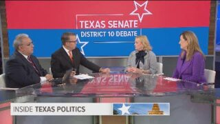 A Texas Senate debate goes off the rails: Konni Burton, Beverly Powell on taxes