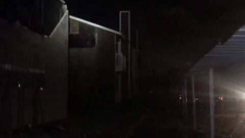 Video shows damage to apartments in Richardson, TX