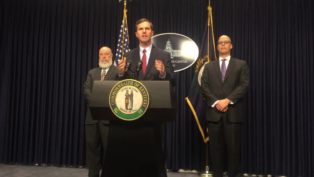 Kentucky Confirms Its First Case Of Covid 19 Is In Lexington Lexington Herald Leader