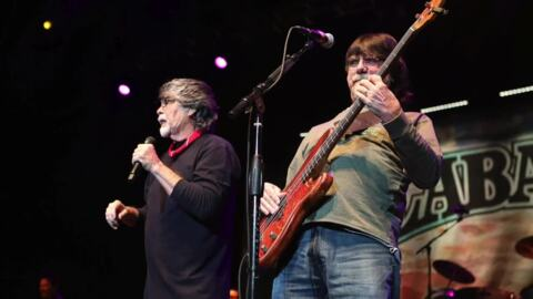 Alabama show was overshadowed by home folks Ricky Skaggs, Kentucky Headhunters