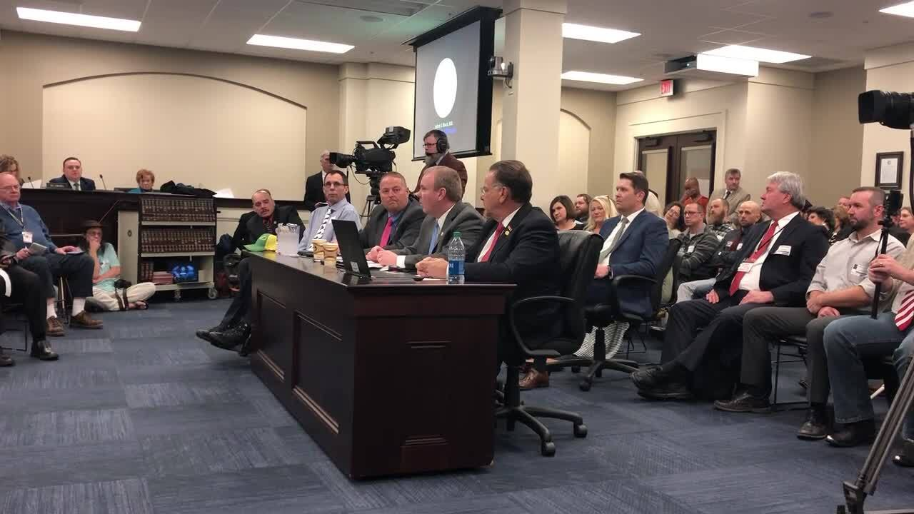Medical marijuana bill easily passes Kentucky House, heads to a wary Senate