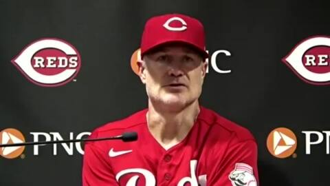 Cincinnati Reds off to disappointing 1-2 start