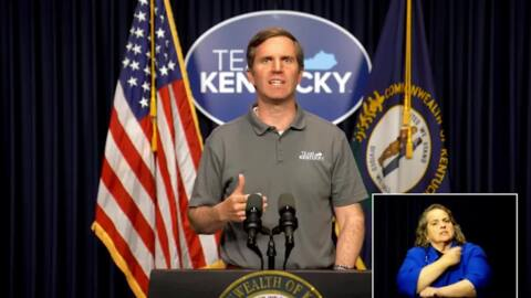 KY to raise capacity, lift curfew, remove mask guidance by early June