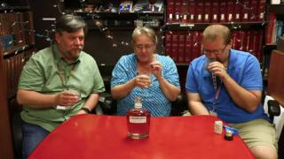 These reporters tried Matthew McConaughey's bourbon, and here's what they thought