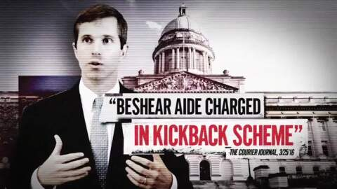 CAMPAIGN AD: New ad targets Beshear who says Bevin 'can't win on his record'