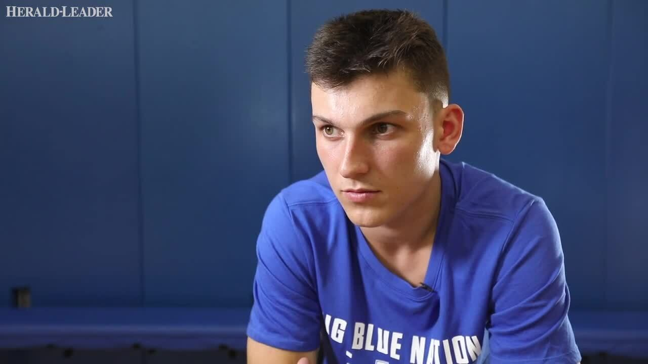 Tyler Herro's father guided his basketball journey to ...