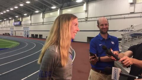 Kentucky track and field's Ellen Ekholm: 'You can never underestimate us'