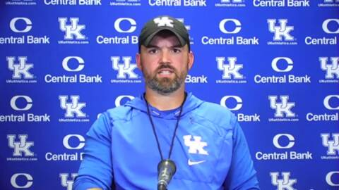 Brad White says UK defense faces new challenges