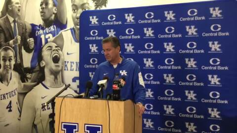'A complicated guy.' What to believe when Calipari's actions don't match his words.
