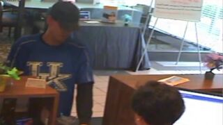 Surveillance: Man uses note to demand cash in Republic Bank robbery
