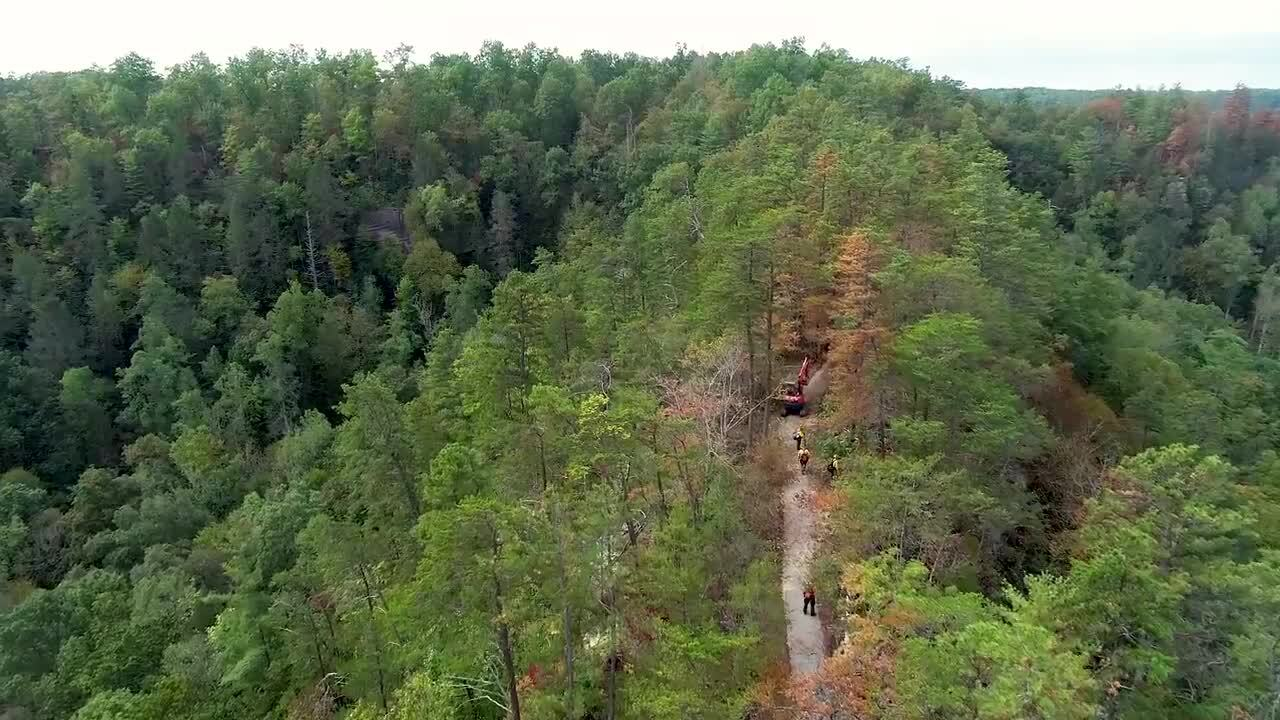 Rain bought fire officials time, but Kentucky forest fire season is only just beginning