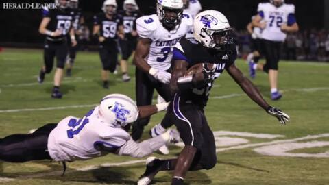 Gutsy call to go for two wins it in Lexington's holy war