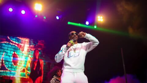 Snoop Dogg gets Lexington high with lean, crowd-pleasing set Saturday night