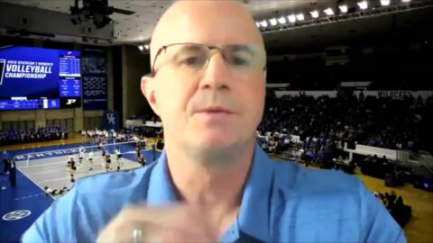 Kentucky volleyball's Craig Skinner talks about his No. 1-ranked class