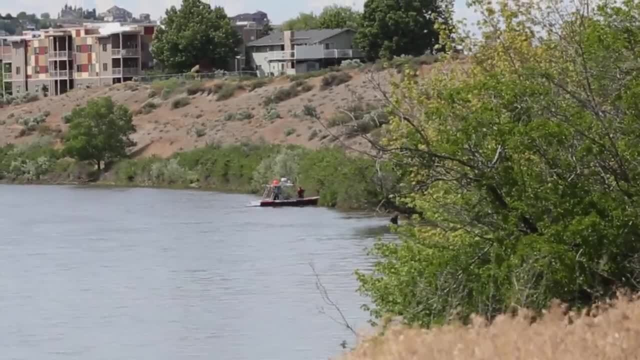 Body found in Yakima River in Richland identified. The investigation continues