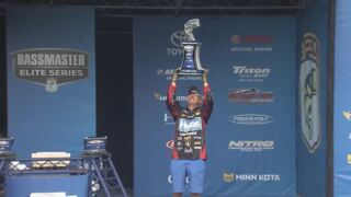 Bassmaster Elite Series highlights from 2018