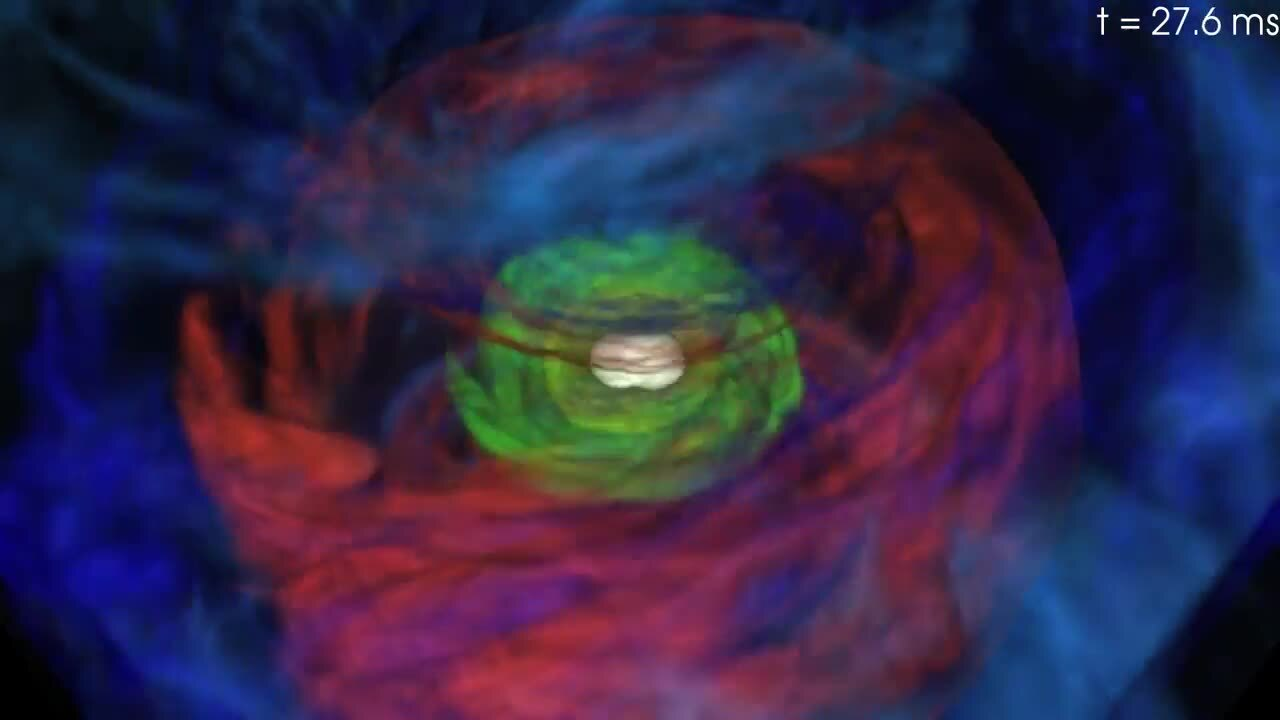 Black hole swallows a neutron star. Our Richland observatory is part of the discovery