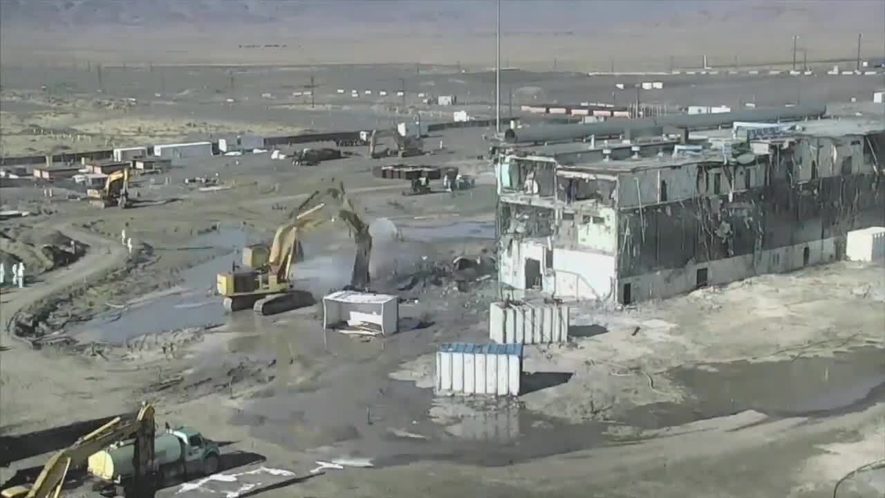 Worker collapses at Hanford and dies. It's the 2nd death in a week there
