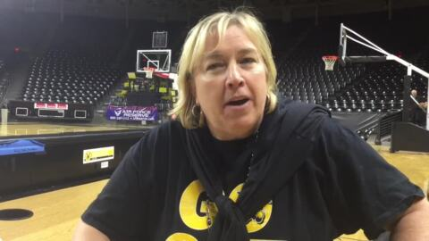 WSU women looking to keep momentum going at home after big road win