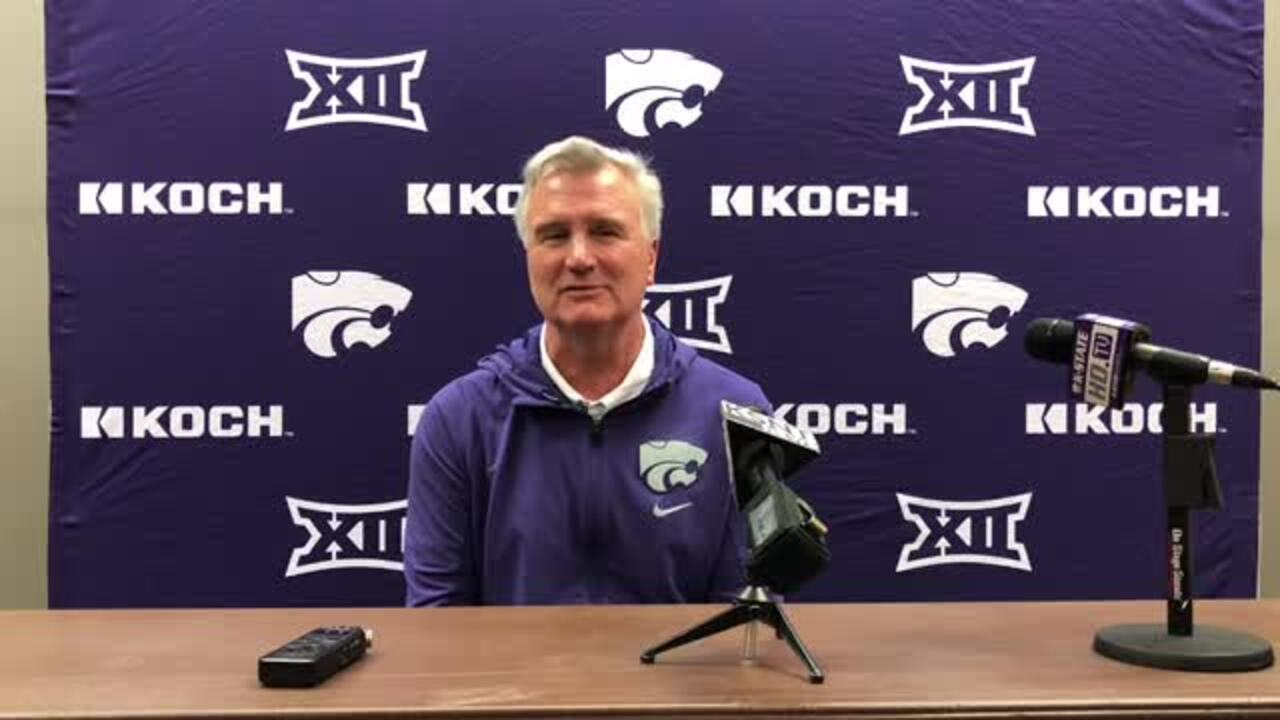 Why Kansas State Wildcats maintain high hopes for second half of Big 12 play