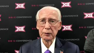 Bill Snyder talks K-State QBs Alex Delton, Skylar Thompson