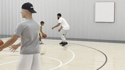 Watch Wichita State's Fred VanVleet give Clevin Hannah's 6-year-old some basketball lessons