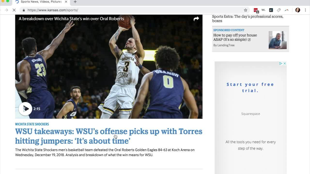 Wichita Eagle moving to digital-only on Saturdays, expanding Friday and Sunday print editions