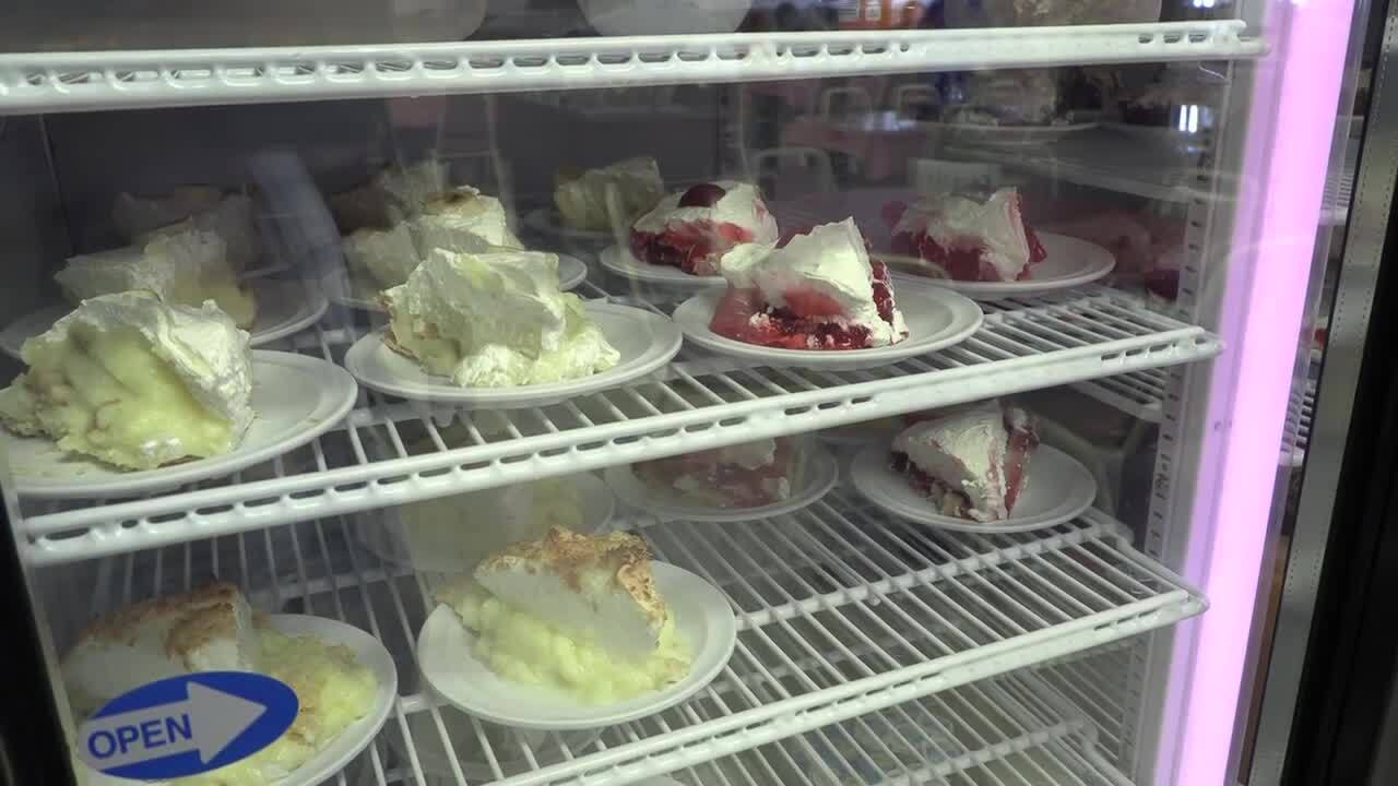 Small-town Kansas cafe celebrating 30 years of chicken fried steak, pie, German goodies