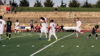 Leo Sosa scores goal for FC Wichita in US Open Cup win