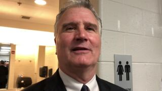 K-State coach Bruce Weber on how sweet it is to be in the Sweet 16