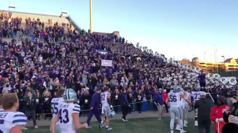 With Sunflower Showdown in rare spotlight, K-State seizes the day and KU squanders it