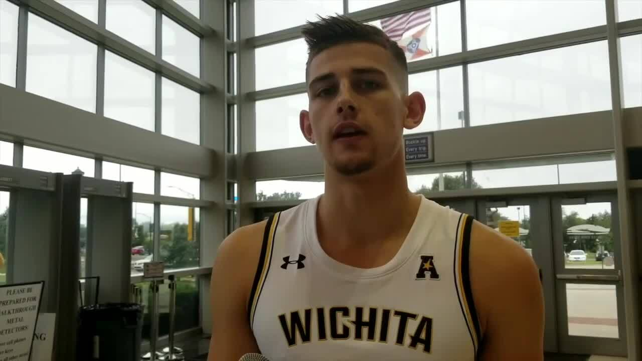 WSU basketball freshmen drawing rave reviews: 'They get what being a Shocker really means'