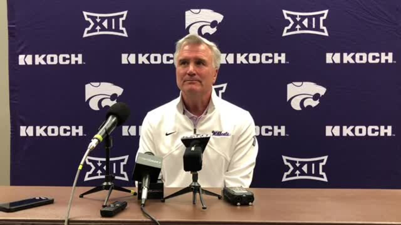 'There's nothing to worry about:' K-State players focused on KU rematch, not brawl