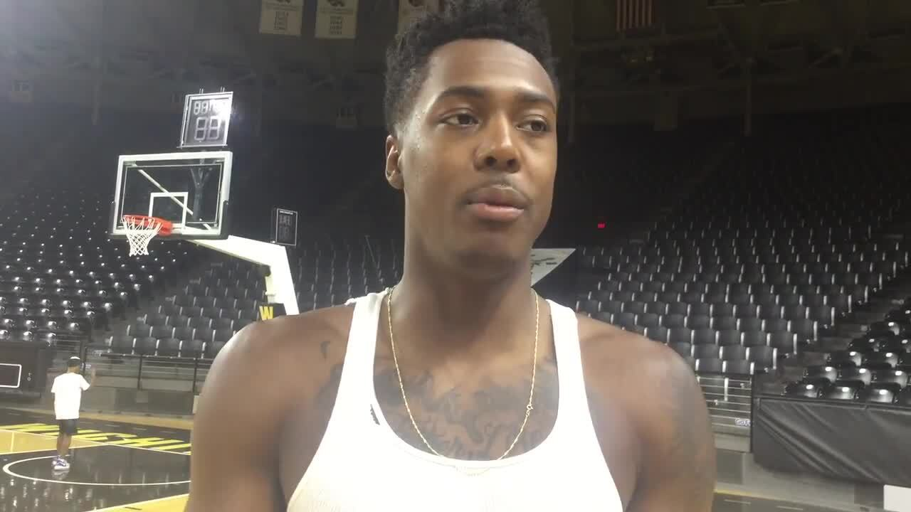 Former Shocker Darral Willis 'moving up the ladder' after MVP rookie season in Cyprus