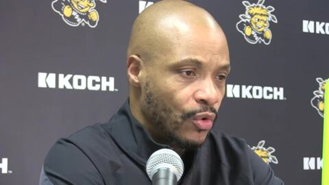 Isaac Brown gives the key to Wichita State basketball's success against Tulsa