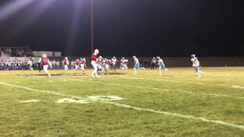Clearwater rocks one-loss Hesston in first round of 3A playoffs