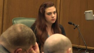Bodine's daughter testifies about how he abused her as a child