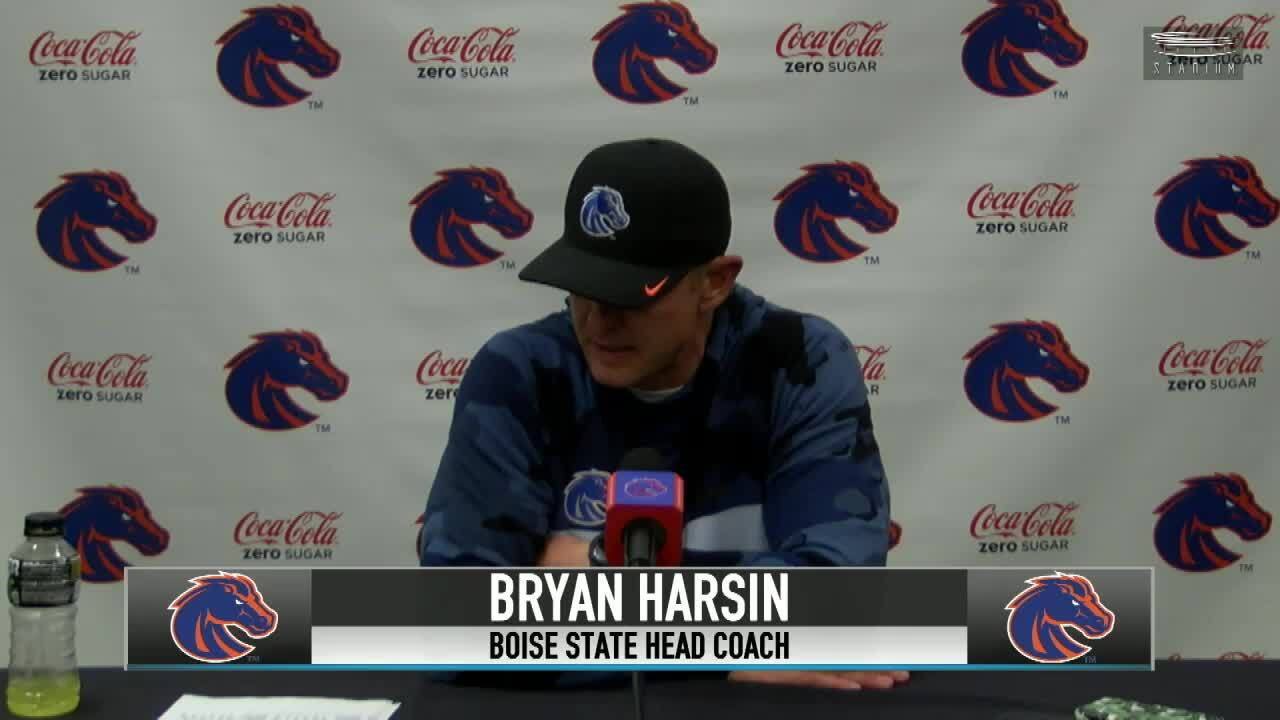 Boise State football loses ground to top Group of Five teams in latest CFP ranking