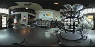 Get a 360 degree view of Boise eatery The Lemon Tree Co.