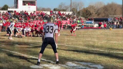 Highlights: Homedale football routs Timberlake in 3A semifinals
