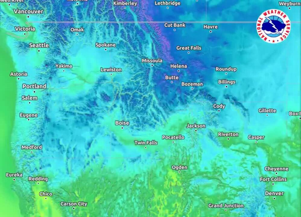 Boise's chilly Thursday morning broke a 34-year-old low-temperature record