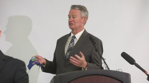 "Gov. Little worries less about Stage 4 (8th time) and more about ""coronavirus fatigue"""