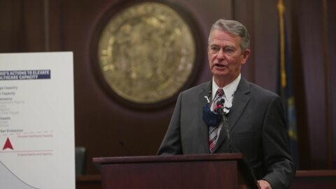 "Gov. Little: ""A lot of the recommendations are working."""