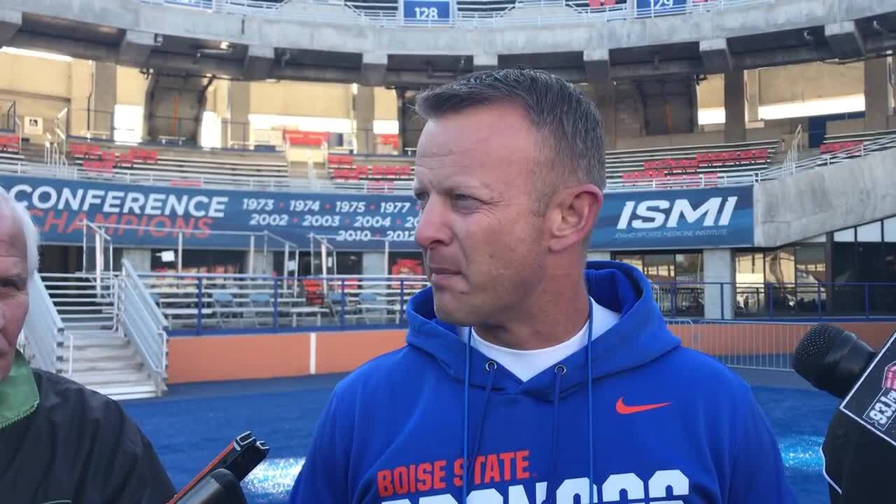 Live: Boise State sells out Saturday's homecoming game vs. Hawaii