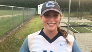 Julia Wiggs on sending Cleveland Rams to the 3A softball title