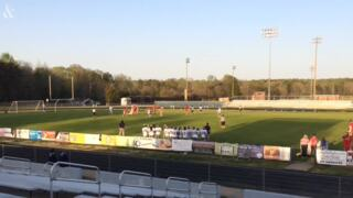 Voyager Academy boys lacrosse falls at Western Alamance