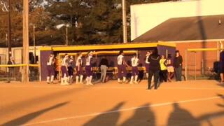 This softball team showed off their dance moves while waiting for umpire who never came
